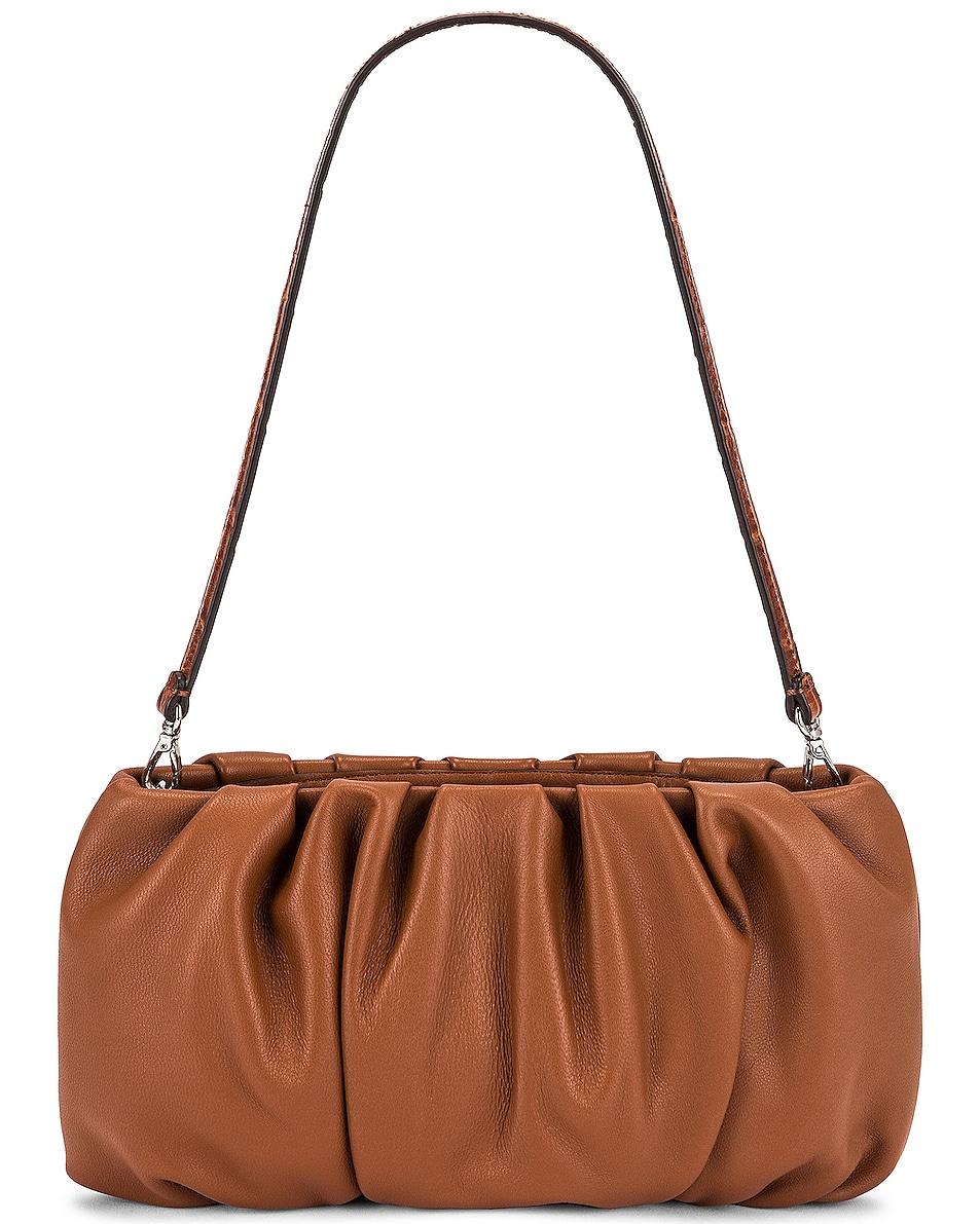 Image 1 of Staud Bean Convertible Bag in Tan