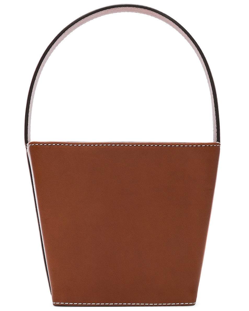 Image 3 of Staud Edie Bag in Brown