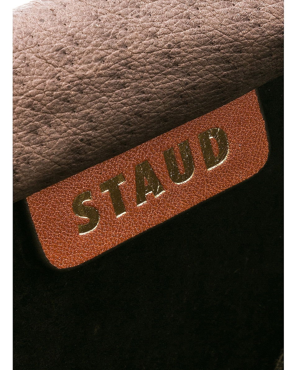 Image 6 of Staud Edie Bag in Brown