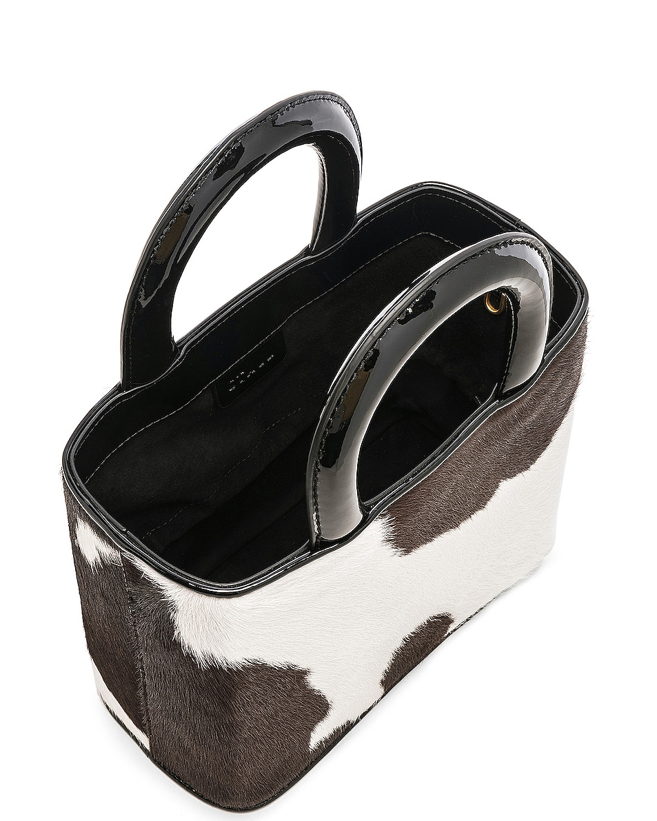 Image 5 of Staud Nic Bag in Cow Print