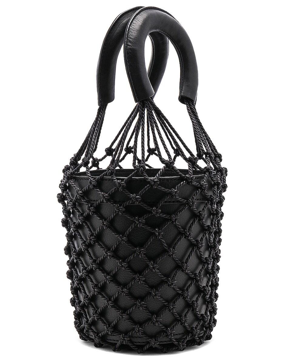 Image 4 of Staud Moreau Bag in Black