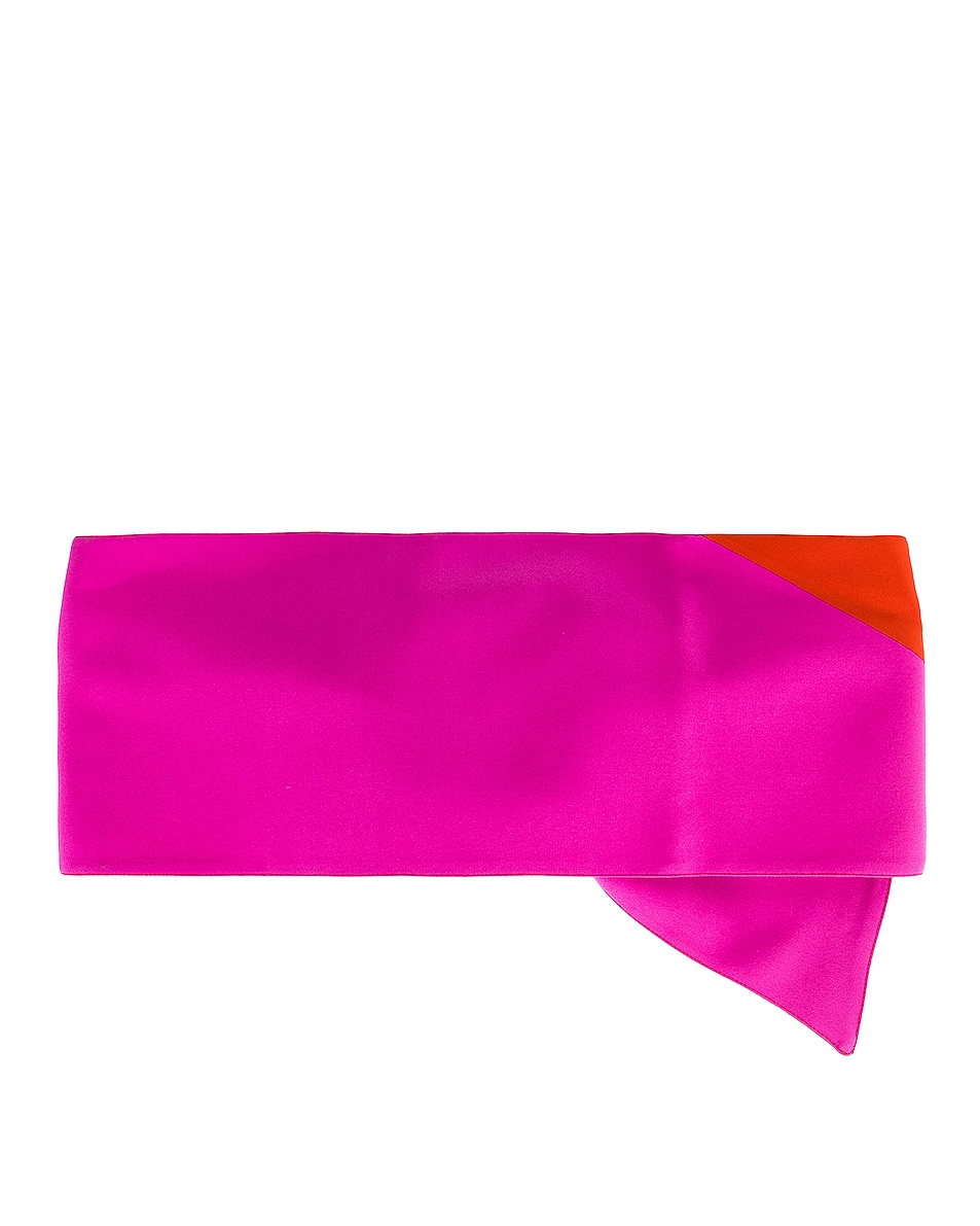 Image 3 of SILVIA TCHERASSI Ferdi Belt in Magenta