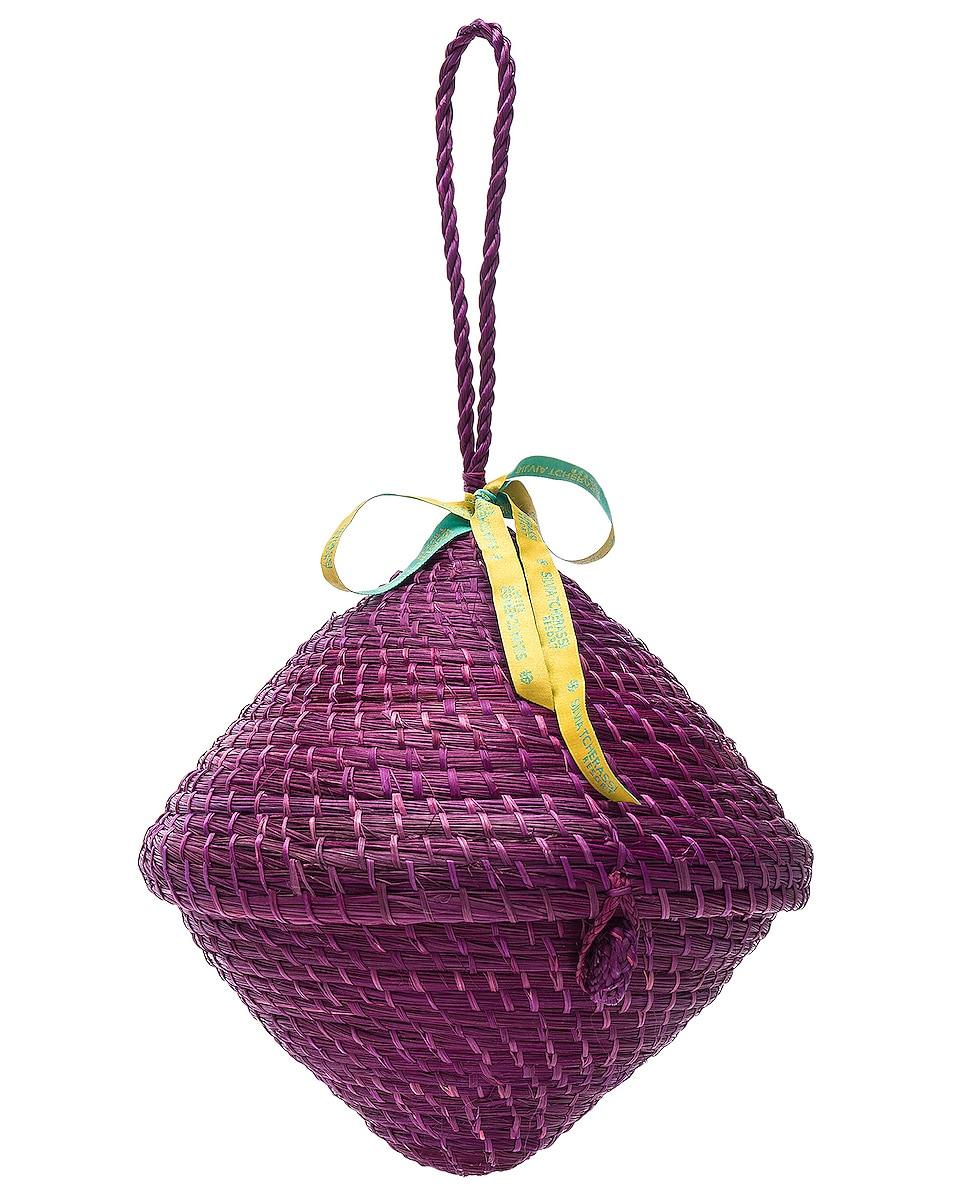 Image 1 of SILVIA TCHERASSI Taparitas Bag in Magenta