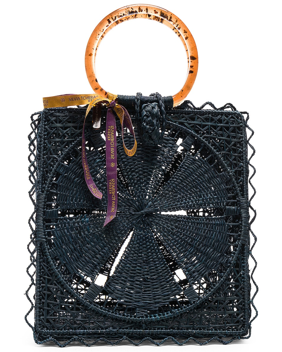 Image 1 of SILVIA TCHERASSI Luriza Bag in Blue