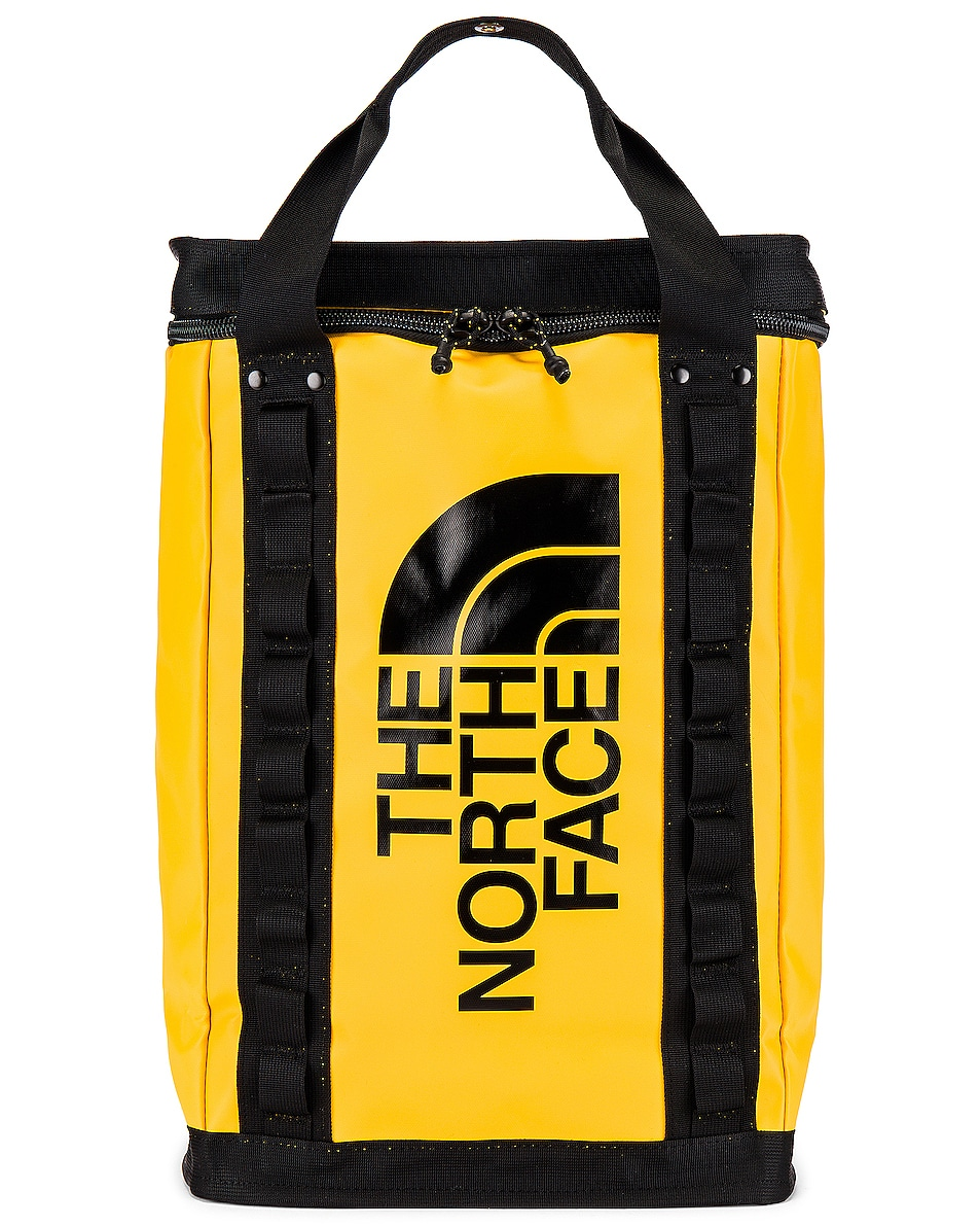 Image 1 of The North Face Fusebox Bag Large in TNF Yellow
