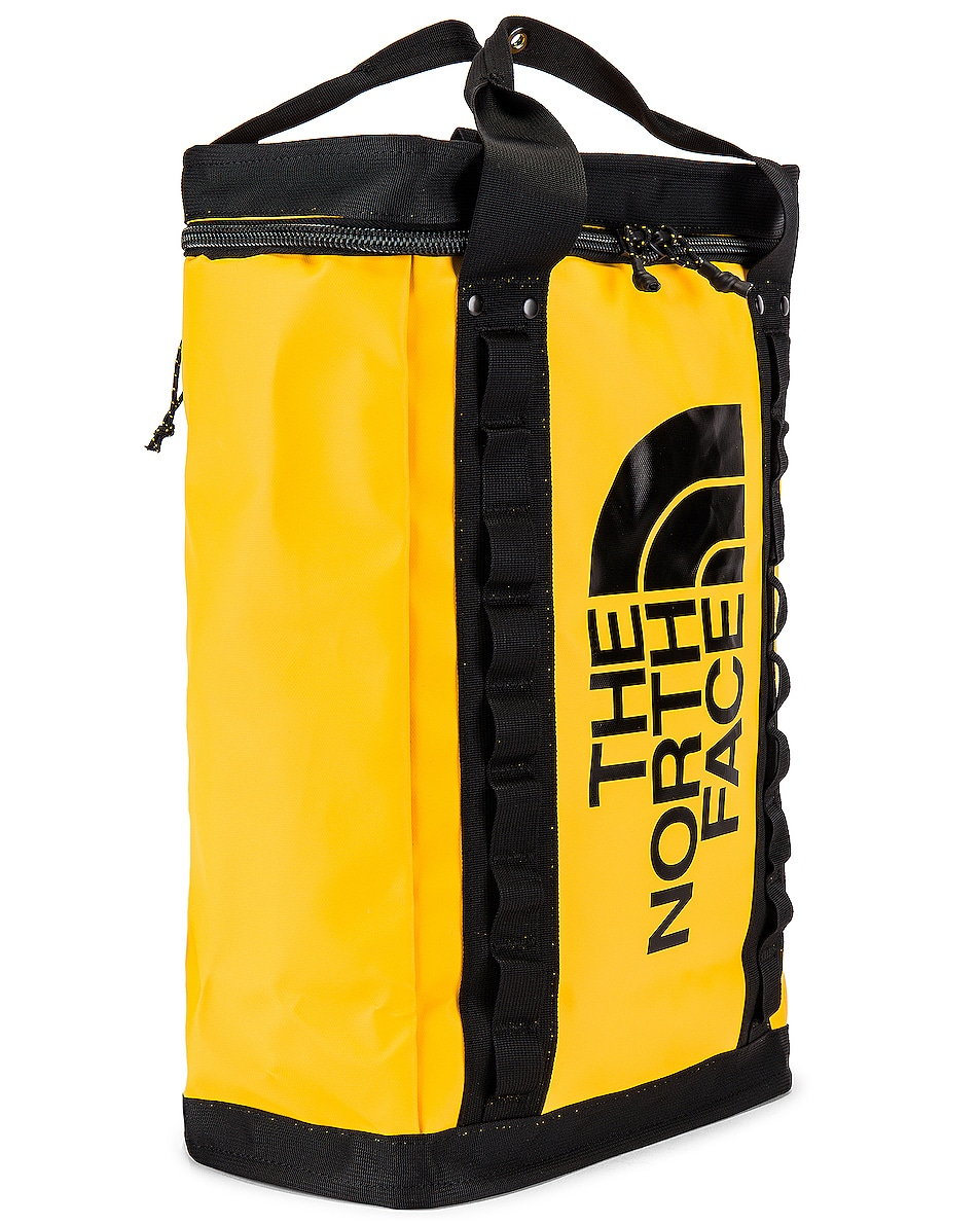 Image 3 of The North Face Fusebox Bag Large in TNF Yellow