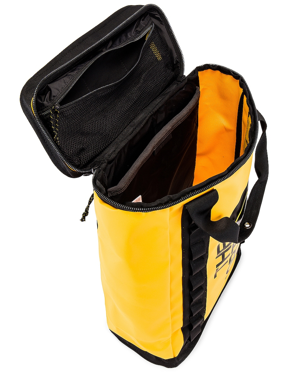 Image 4 of The North Face Fusebox Bag Large in TNF Yellow