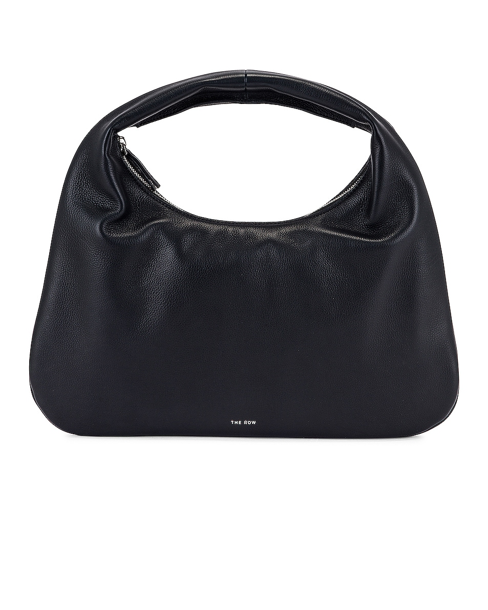Image 1 of The Row Small Everyday Shoulder Bag in Navy