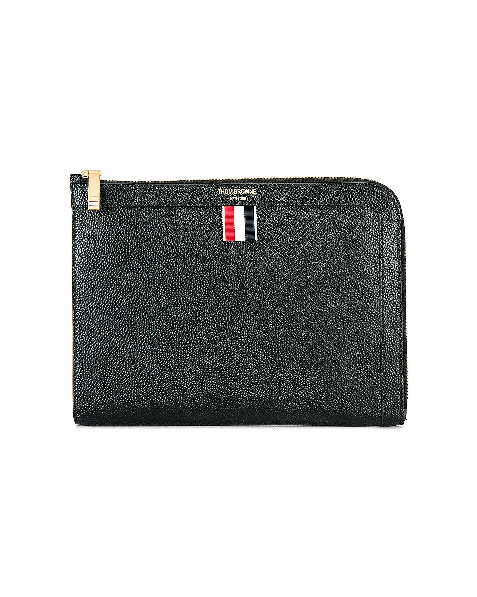 Thom Browne Mini Pouch Black new