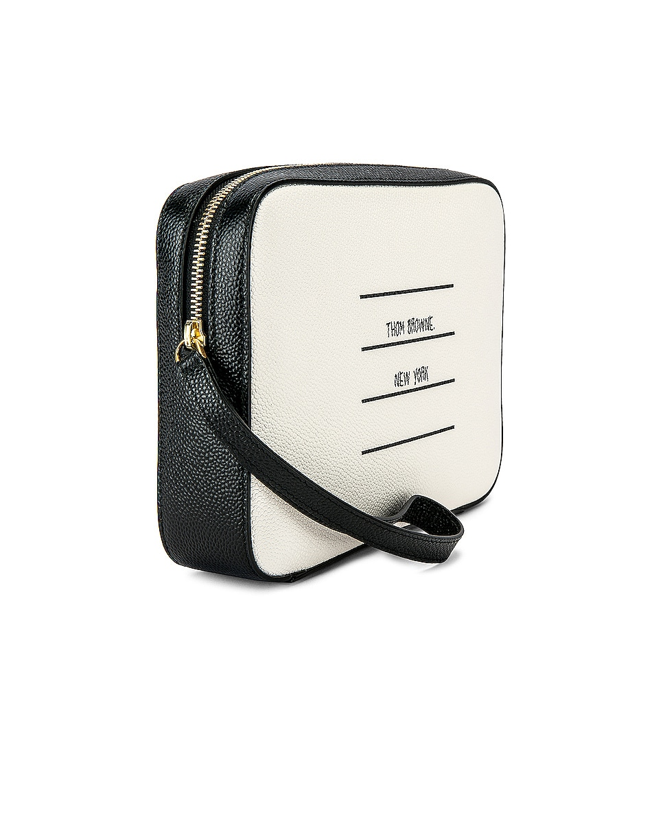 Image 3 of Thom Browne Kit Pouch in Black