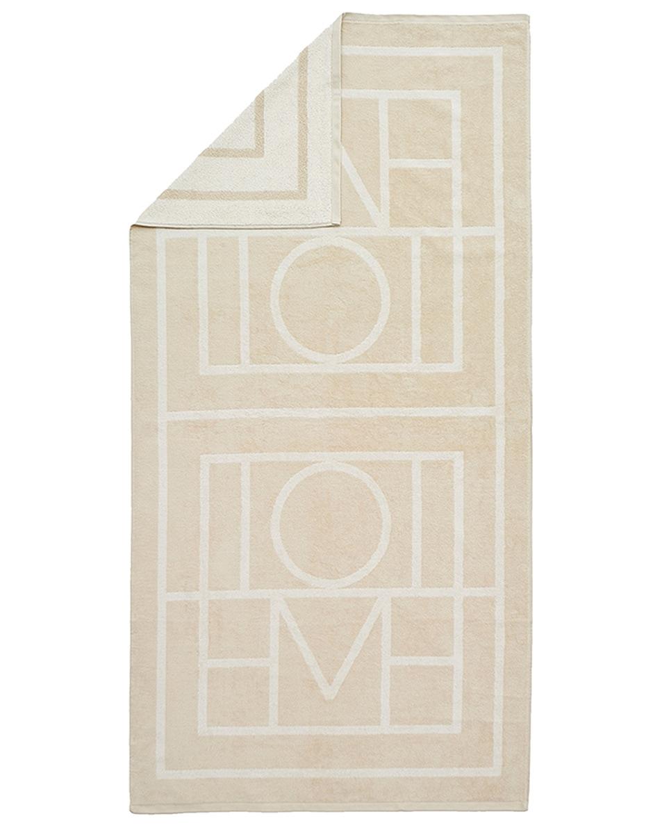 Image 1 of Toteme Biarritz Towel in Sand