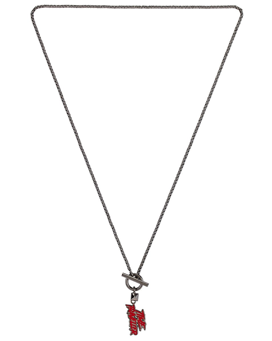 Image 2 of Valentino Necklace in Metal