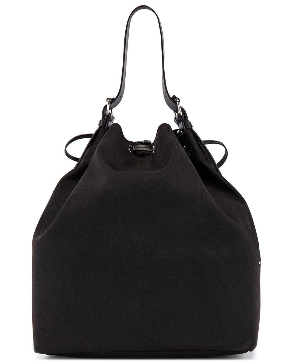 Image 2 of Valentino Bucket Bag in Black