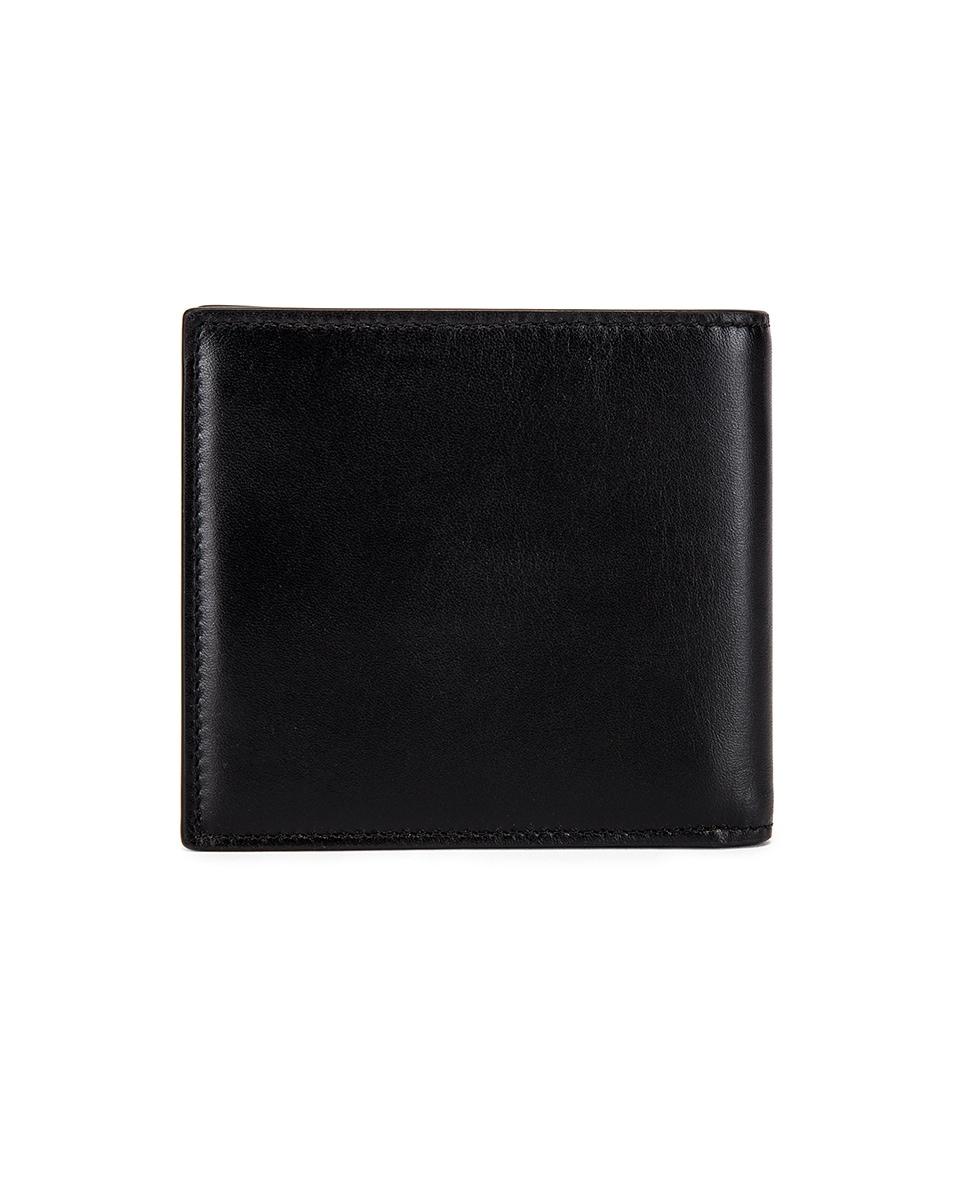 Image 2 of Valentino Billfold Wallet in Black