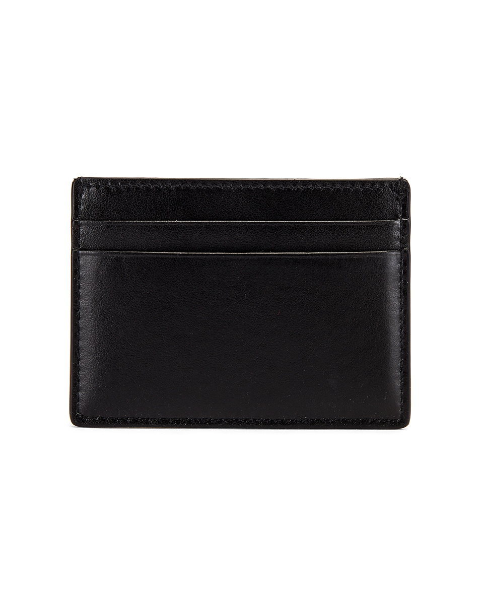 Image 2 of Valentino Card Holder in Black