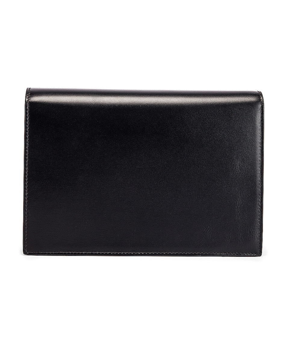 Image 3 of Valentino VRing Case Crossbody Bag in Black Diamond