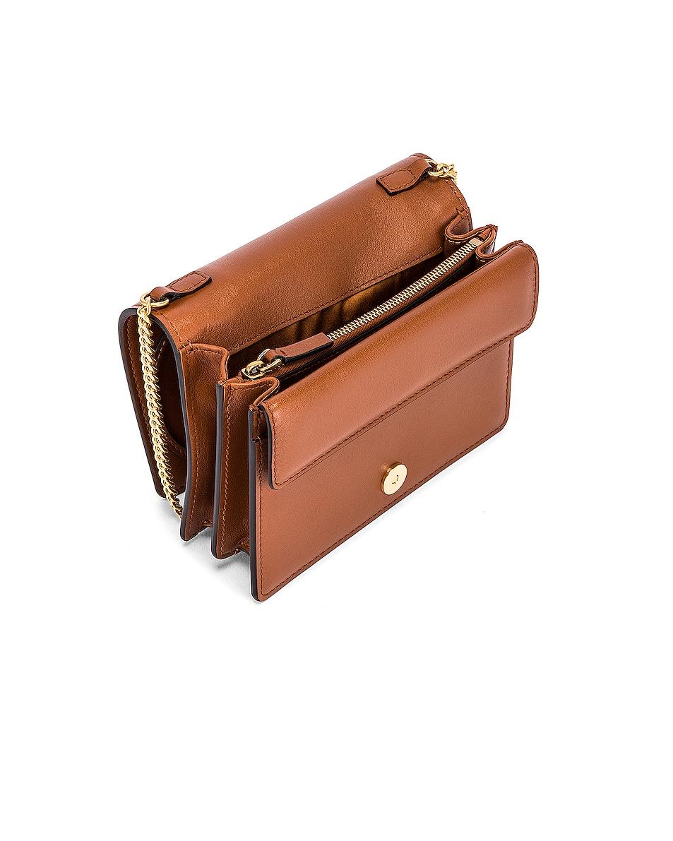 Image 5 of Valentino VLogo Crossbody Bag in Selleria
