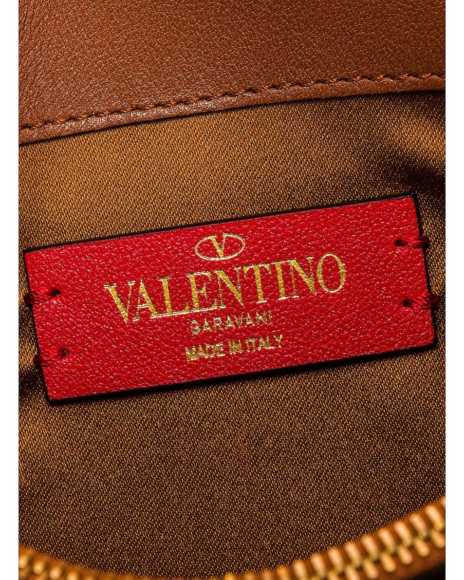 Image 7 of Valentino VLogo Crossbody Bag in Selleria