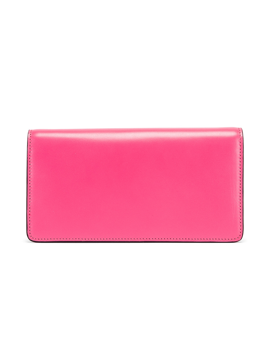 Image 3 of Valentino VSling Wallet on Chain Bag in Mac Rose