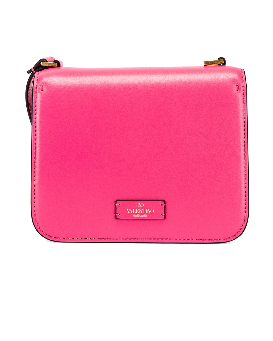 Image 2 of Valentino Small VSling Shoulder Bag in Mac Rose