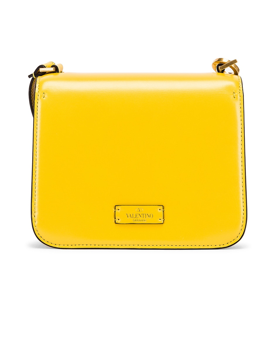 Image 2 of Valentino Small VSling Shoulder Bag in Tulip