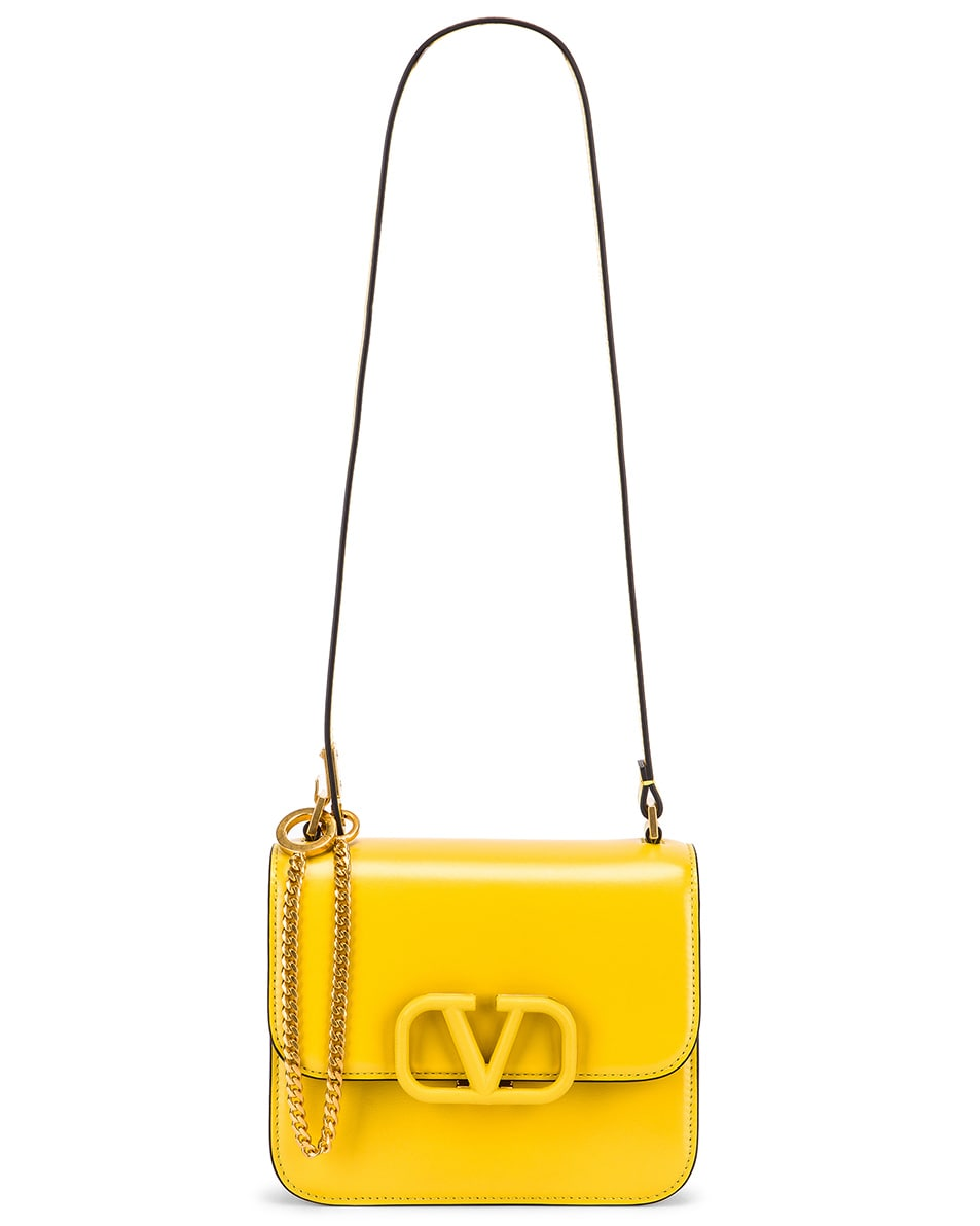 Image 5 of Valentino Small VSling Shoulder Bag in Tulip