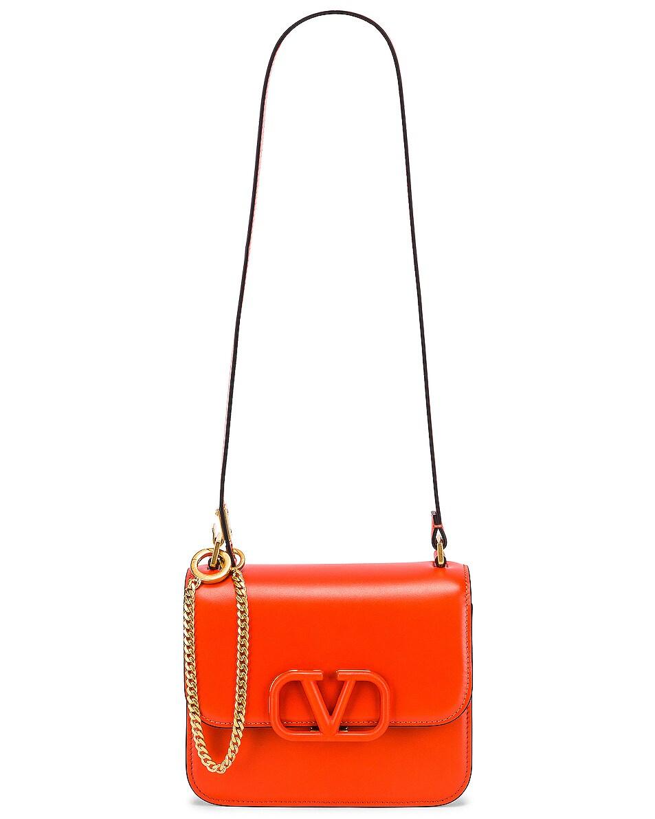 Image 6 of Valentino Small VSling Shoulder Bag in Goldfish