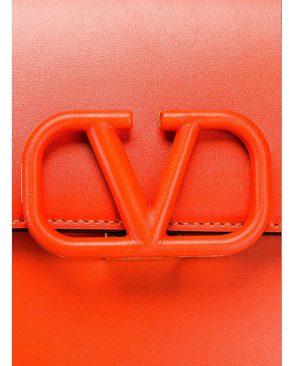Image 8 of Valentino Small VSling Shoulder Bag in Goldfish