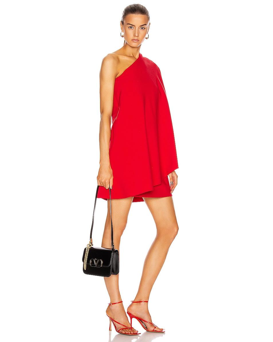 Image 2 of Valentino Small VSling Shoulder Bag in Black