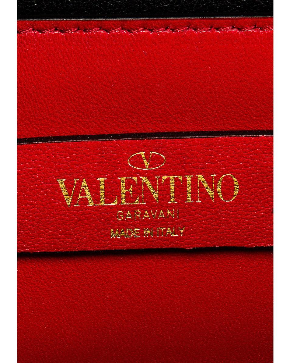 Image 7 of Valentino Small VSling Crossbody Bag in Tulip