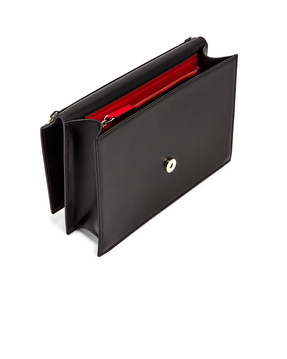 Image 5 of Valentino VCase Shoulder Bag in Black