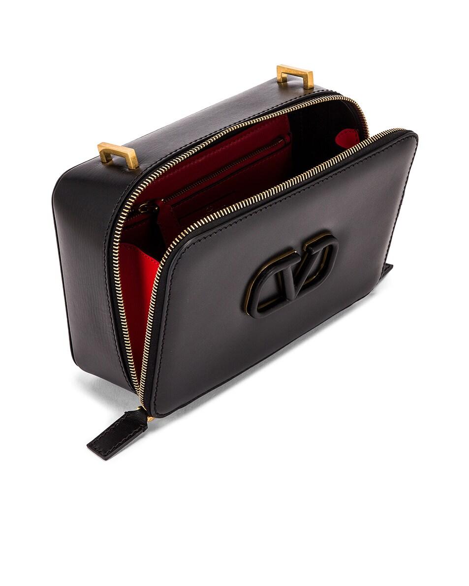Image 5 of Valentino VSling Crossbody Bag in Black
