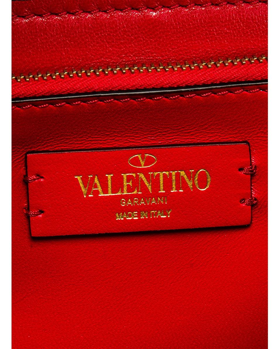 Image 7 of Valentino VSling Crossbody Bag in Black
