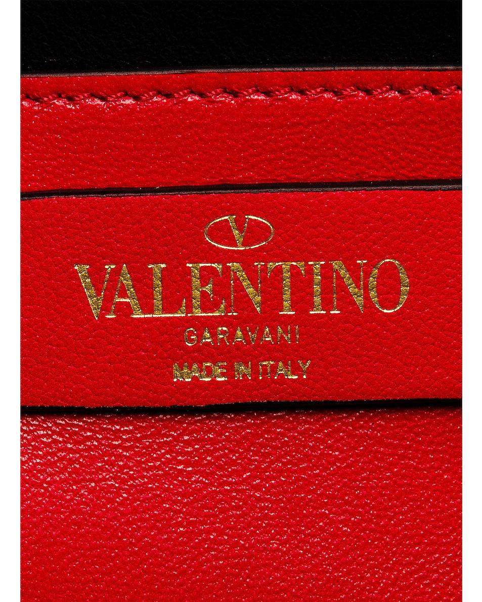 Image 6 of Valentino VSling Belt Bag in Red