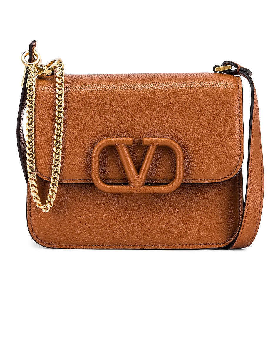 Image 1 of Valentino Small VSling Shoulder Bag in Selleria