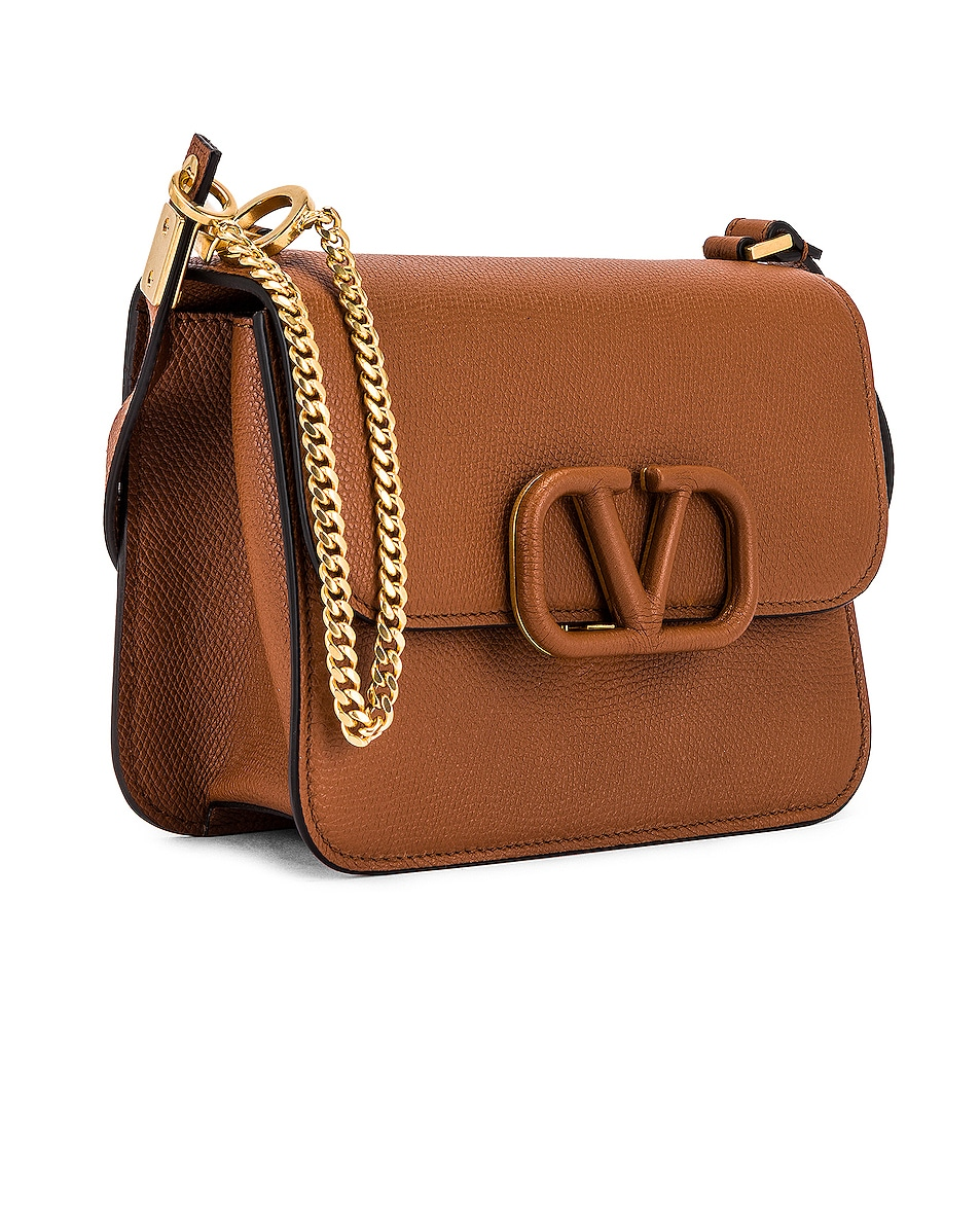 Image 4 of Valentino Small VSling Shoulder Bag in Selleria