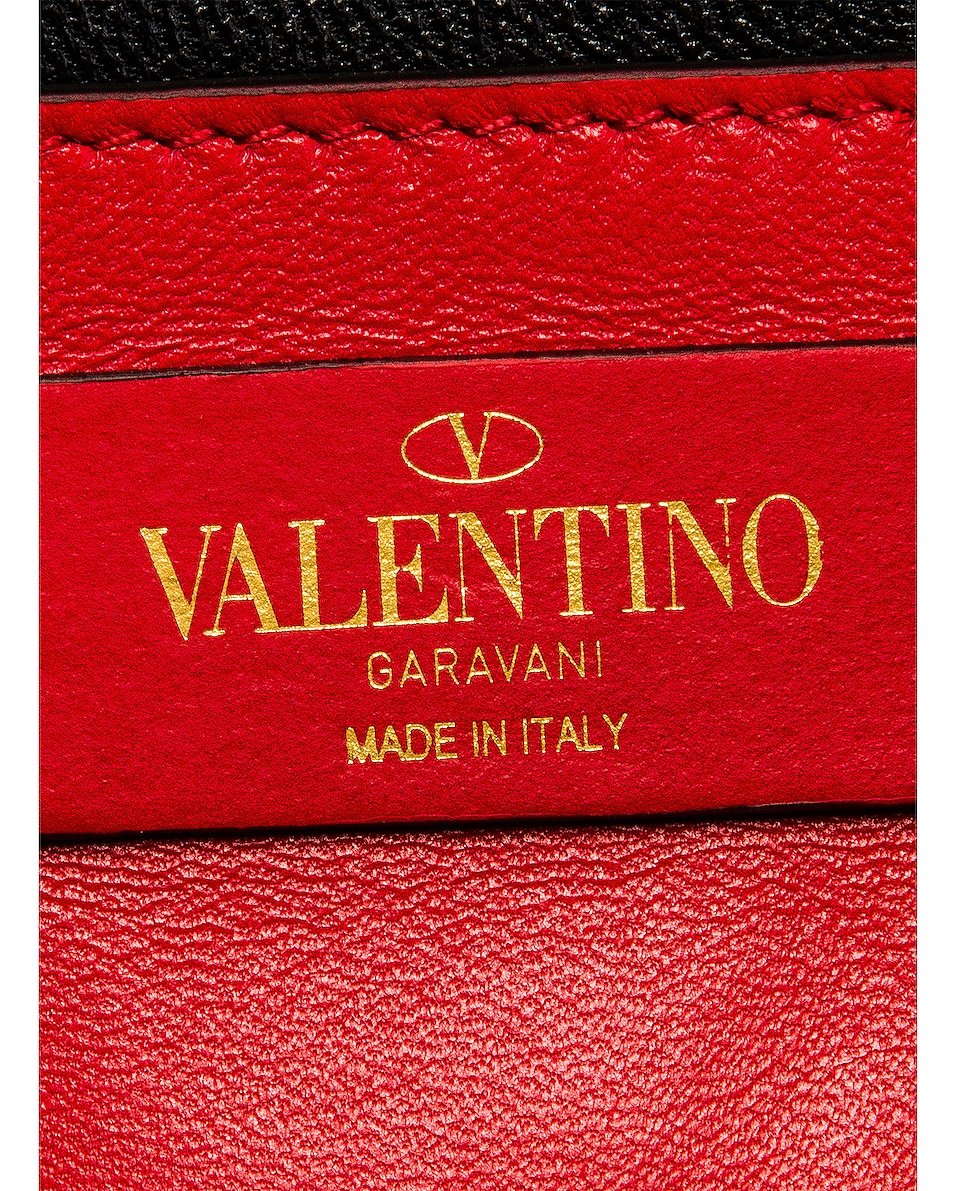 Image 7 of Valentino Small VSling Shoulder Bag in Selleria