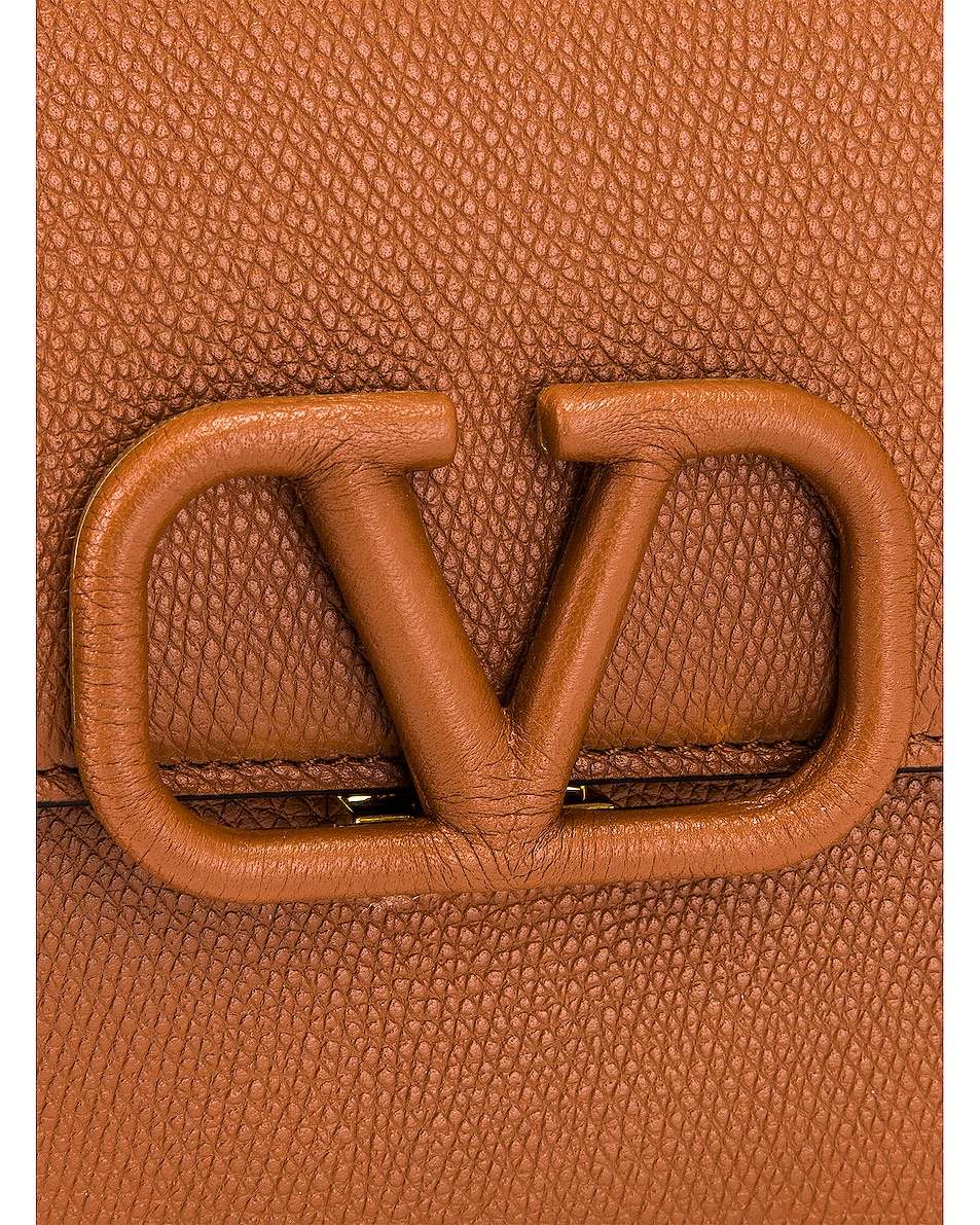 Image 8 of Valentino Small VSling Shoulder Bag in Selleria