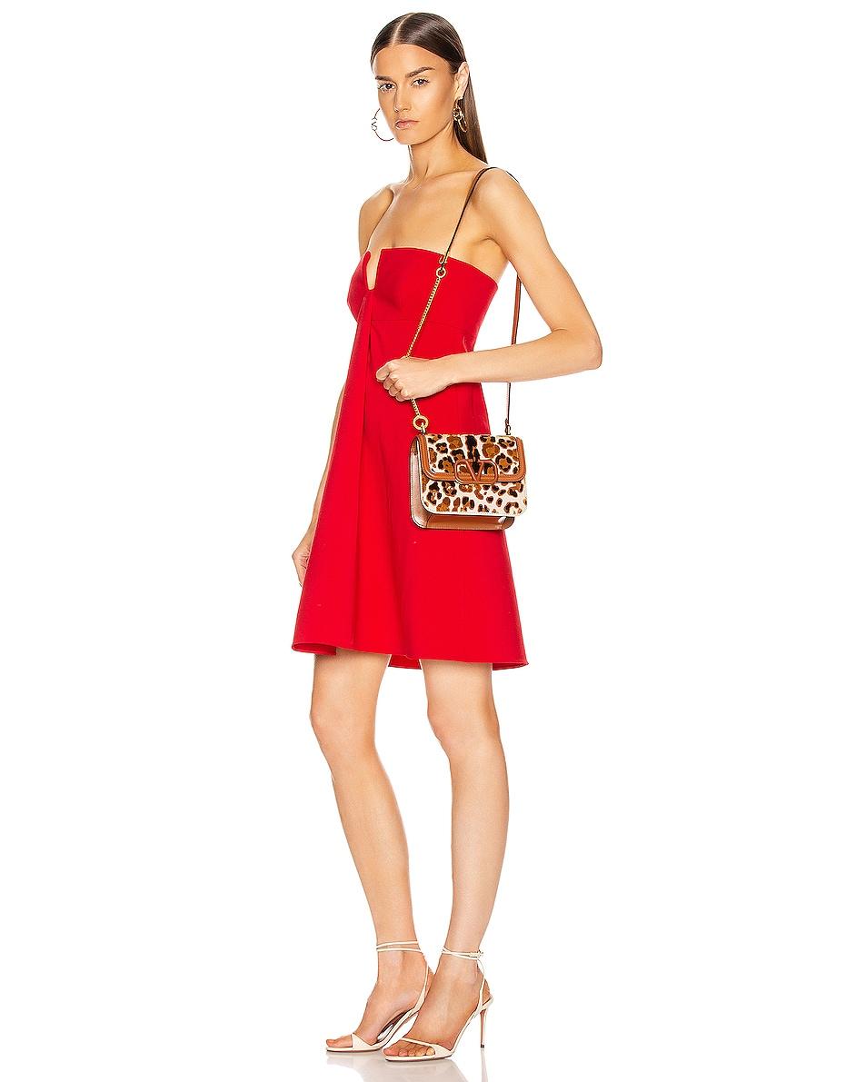 Image 2 of Valentino Small VSling Shoulder Bag in Natural & Selleria
