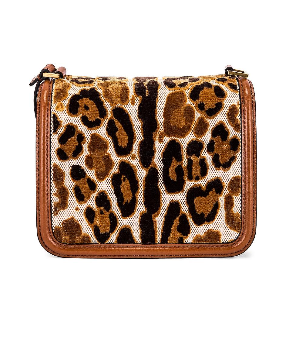 Image 3 of Valentino Small VSling Shoulder Bag in Natural & Selleria