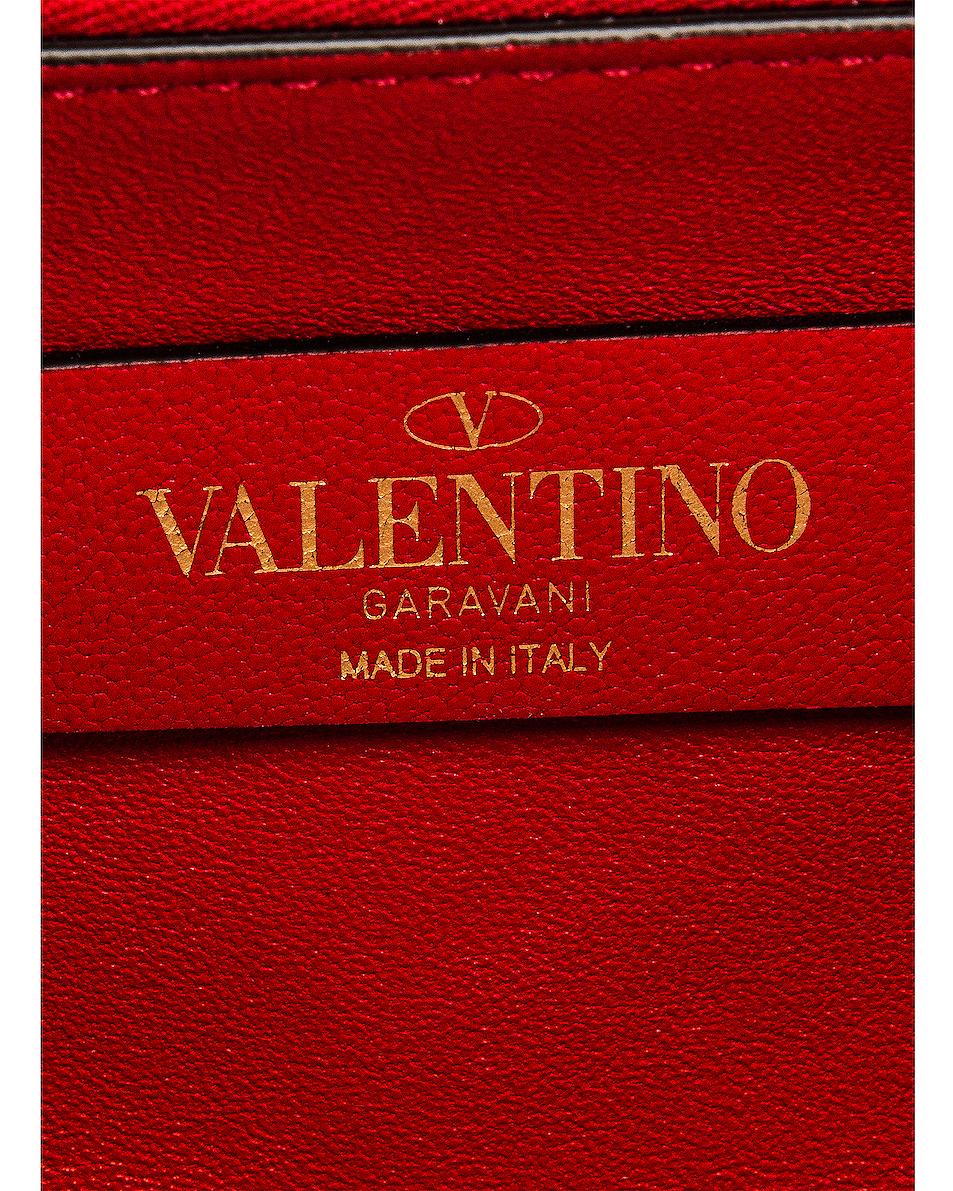 Image 7 of Valentino Vsling Clutch in Bianco Ottico