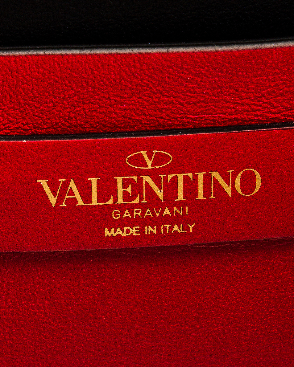 Image 7 of Valentino VSling Shoulder Bag in Nero