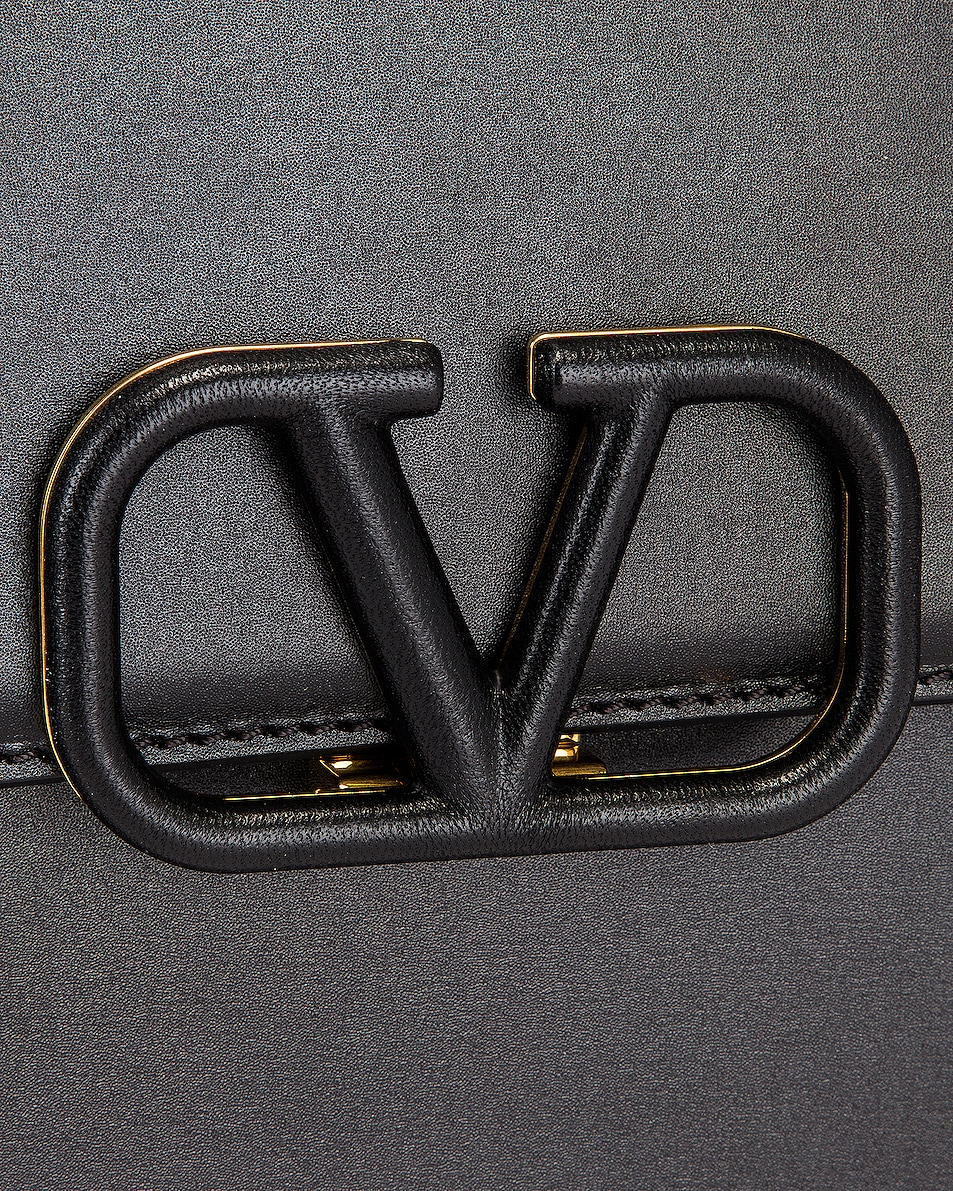 Image 8 of Valentino VSling Shoulder Bag in Nero