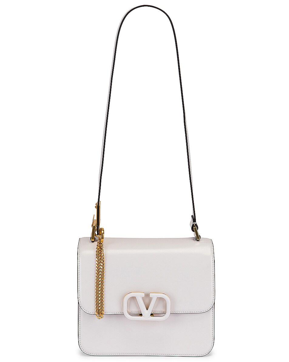 Image 6 of Valentino VSling Shoulder Bag in Bianco Ottico