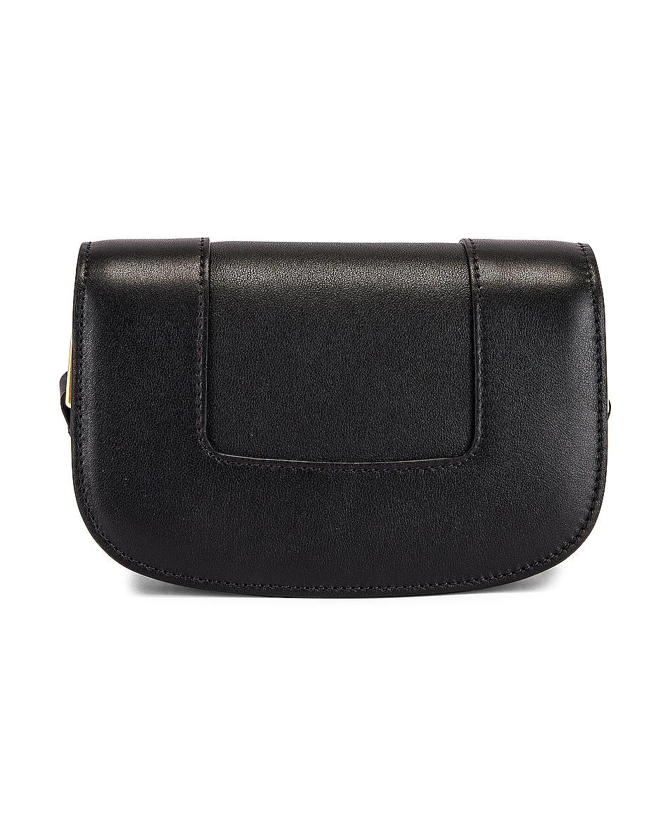 Image 3 of Valentino Small Supervee Shoulder Bag in Nero