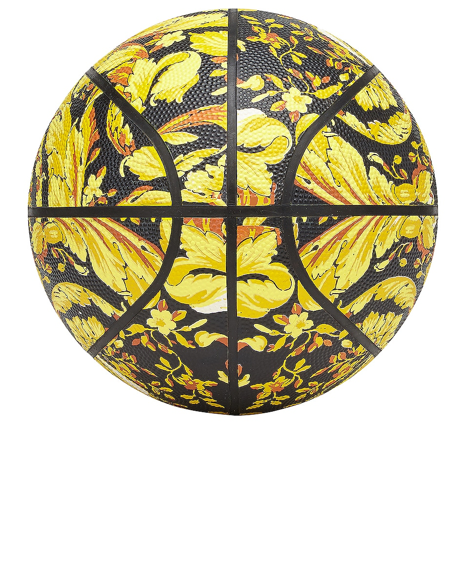Image 1 of VERSACE Play On Basketball in Black & Gold
