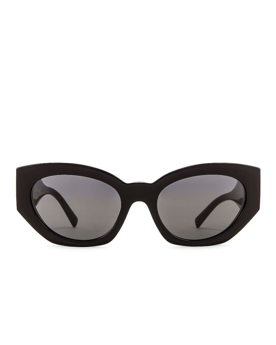 Image 1 of VERSACE Medusa Small Sunglasses in Black