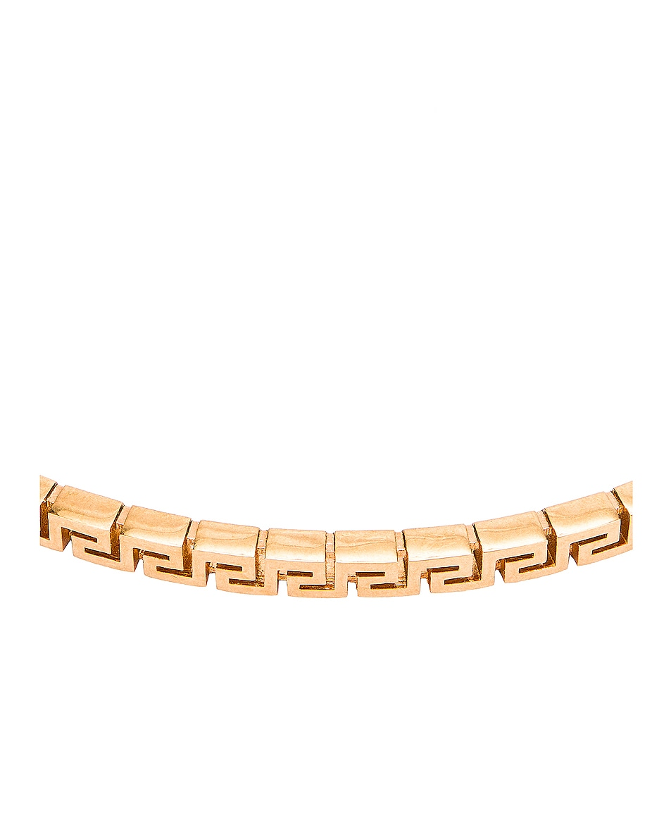Image 3 of VERSACE Simple Choker in Gold