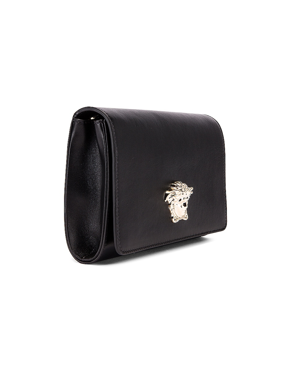 Image 4 of VERSACE Palazzo Crossbody Bag in Black
