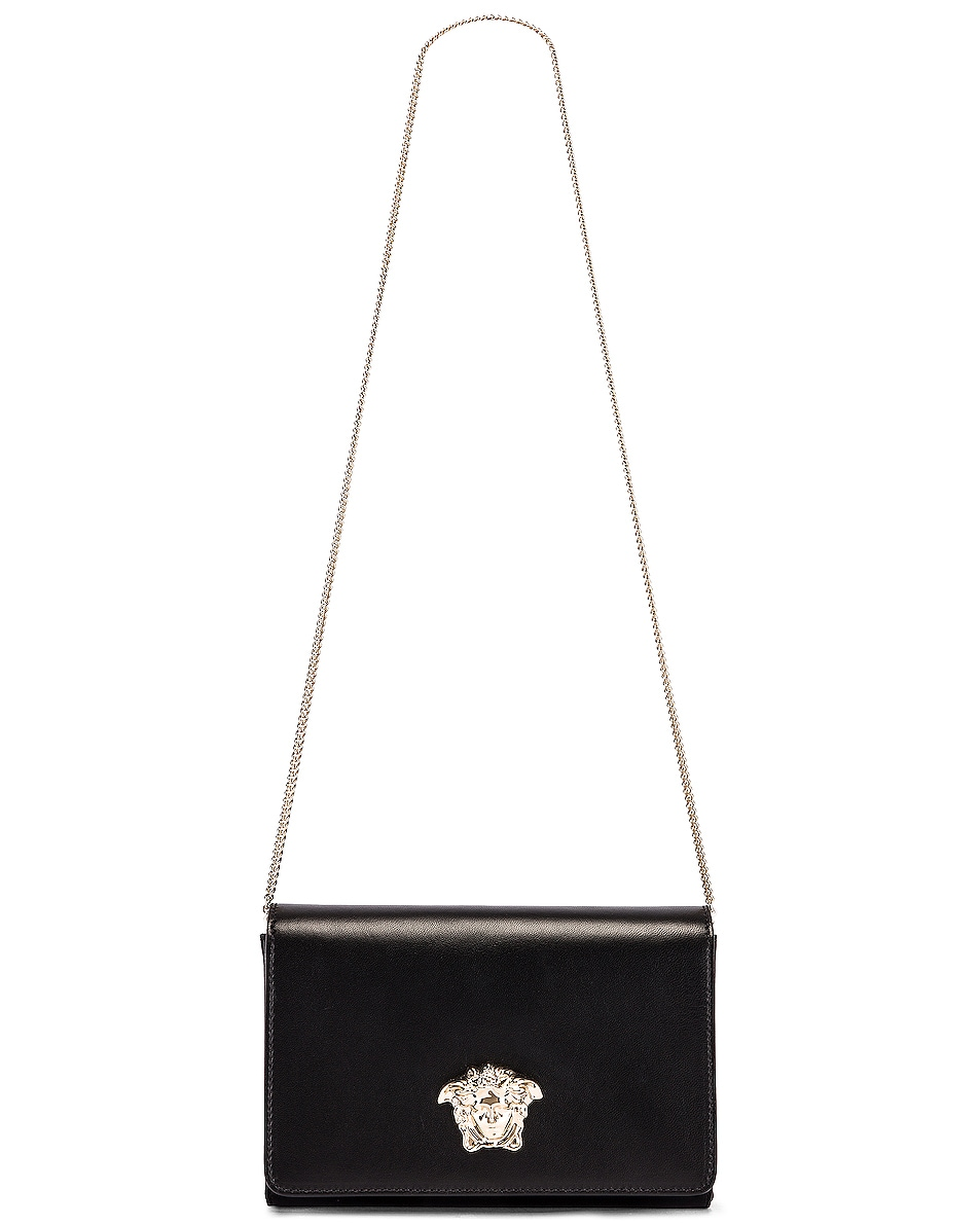 Image 6 of VERSACE Palazzo Crossbody Bag in Black